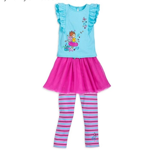 12cad4a2a Disney Matching Sets   Authentic Fancy Nancy 3piece Free Gift   Poshmark